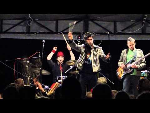 Kerekes Band hungarian ethno funk