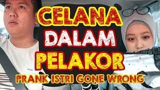 Gambar cover PRANK ISTRI | NEMU CELANA DALAM PELAKOR DIMOBIL (GONE WRONG) #PRANK #RIANSAGIT