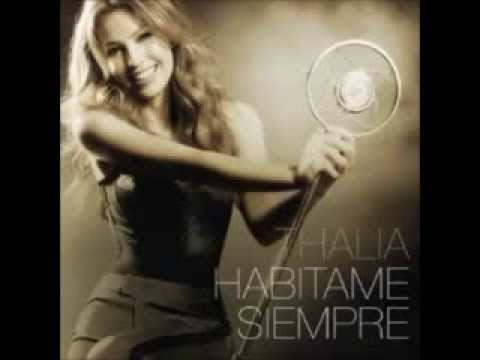 Thalia Ft Prince Royce- Te Perdiste Mi Amor