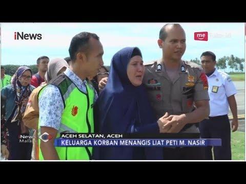 Tiba di Aceh, Jenazah Muhammad Nasir Korban Lion Air Disambut Isak Tangis - iNews Malam 05/11