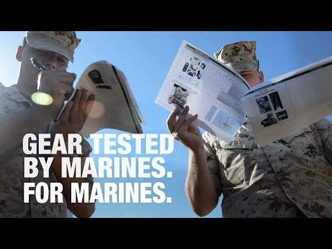 ExFOB'14: Advanced Gear Tested by Marines, for Marines