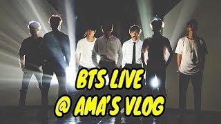 BTS | LIVE AT THE AMA'S | VLOG TEASER!!! MP3