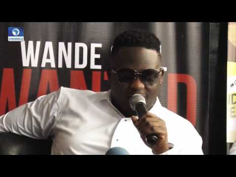 """VIDEO: """"God, Not Don Jazzy Made Me""""- Wande Coal"""