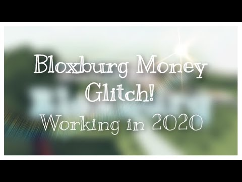 Welcome To Bloxburg Roblox Tutorial On How To Get Free Money Easy