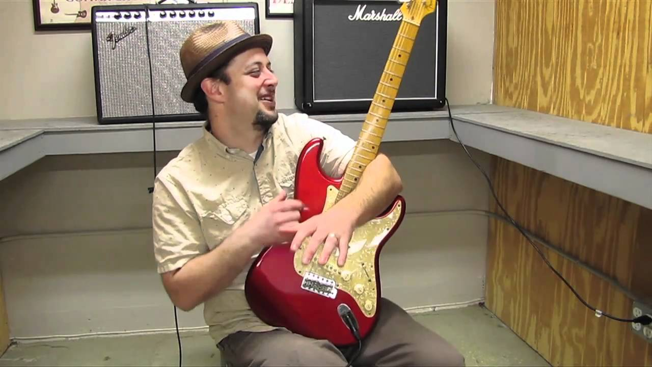 Fender Guitars Stratocaster Review made in Japan