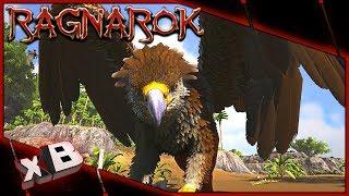 GRIFFIN TAMING! :: ARK: Ragnarok Evolved :: Ep 3