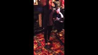 Kay Lulu shout- karaoke - sound a like - impersonator