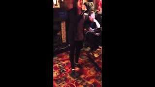 Kay Lulu shout- karaoke - sound a like - impersonator