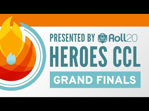HeroesCCL Presented by Roll20   Grand Finals   Heroes of the Storm Esports