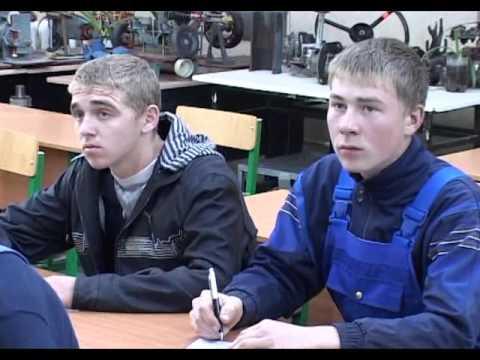Профессия тракторист-машинист. Мастер-класс проводит Федянин Иван Иванович