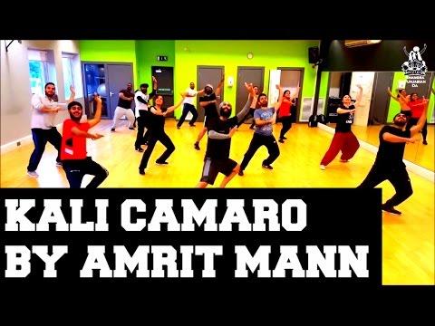 BPD Back2Basics Bhangra Classes - Kali Camaro By Amrit Mann