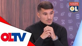 VIDEO: OL ACCESS : Invité Houssem Aouar | Olympique Lyonnais