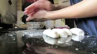 How To Make Tang Yuan (glutinous Rice Balls) 汤圆 W/peanut Butter Filling