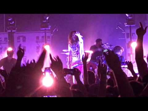 MAYDAY PARADE - If You Wanted A Song Written About You, All You Had To Do Was Ask (Live in Jacksonv