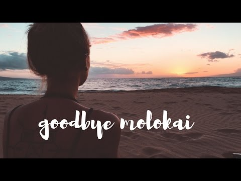 HAWAII VLOG - LEAVING MOLOKAI - PLANT BASED VEGAN