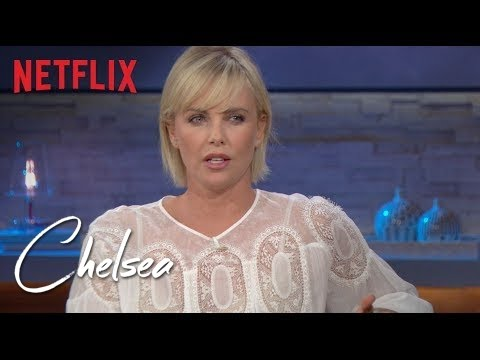 Chelsea - Charlize Theron's Boobs Hurt - Netflix