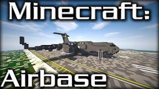 DakrCraft: Airforce Base (by MCStride)