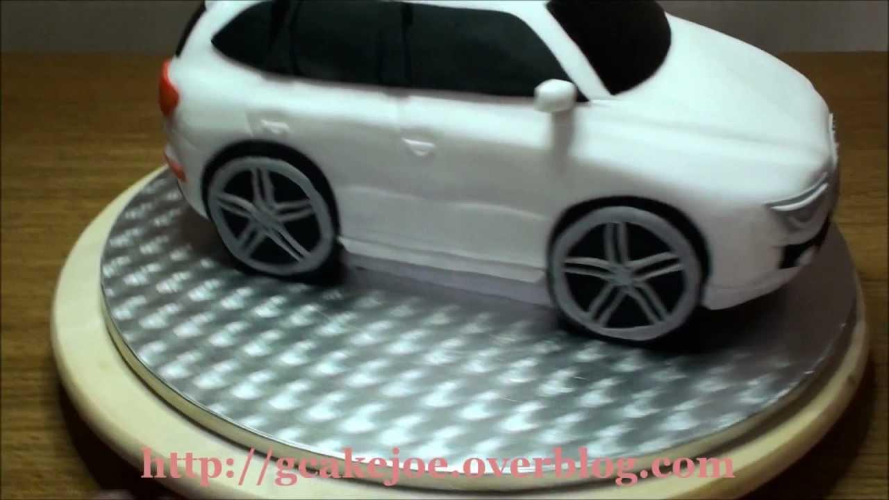 Audi Sq5 Gateau 3d Youtube
