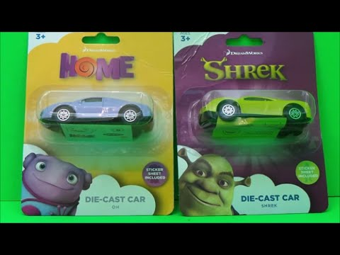 Feeding Play Doh Shrek with Toy Barbecue Grill Playset! - YouTube