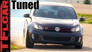 Cheap Speed: How to get 25% more Power & Torque from a VW Golf GTI Mk6 Stage 2 Tune
