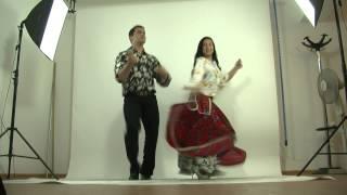 Joc tiganesc - GYPSY DANCE 4