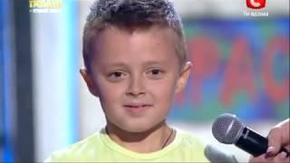 Украина мае талант 4   Виталий Тищенко   1 2(классно., 2012-09-03T20:24:56.000Z)