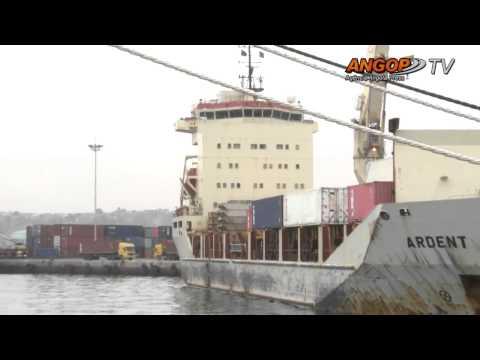 Destaque Nacional: El Puerto de Luanda