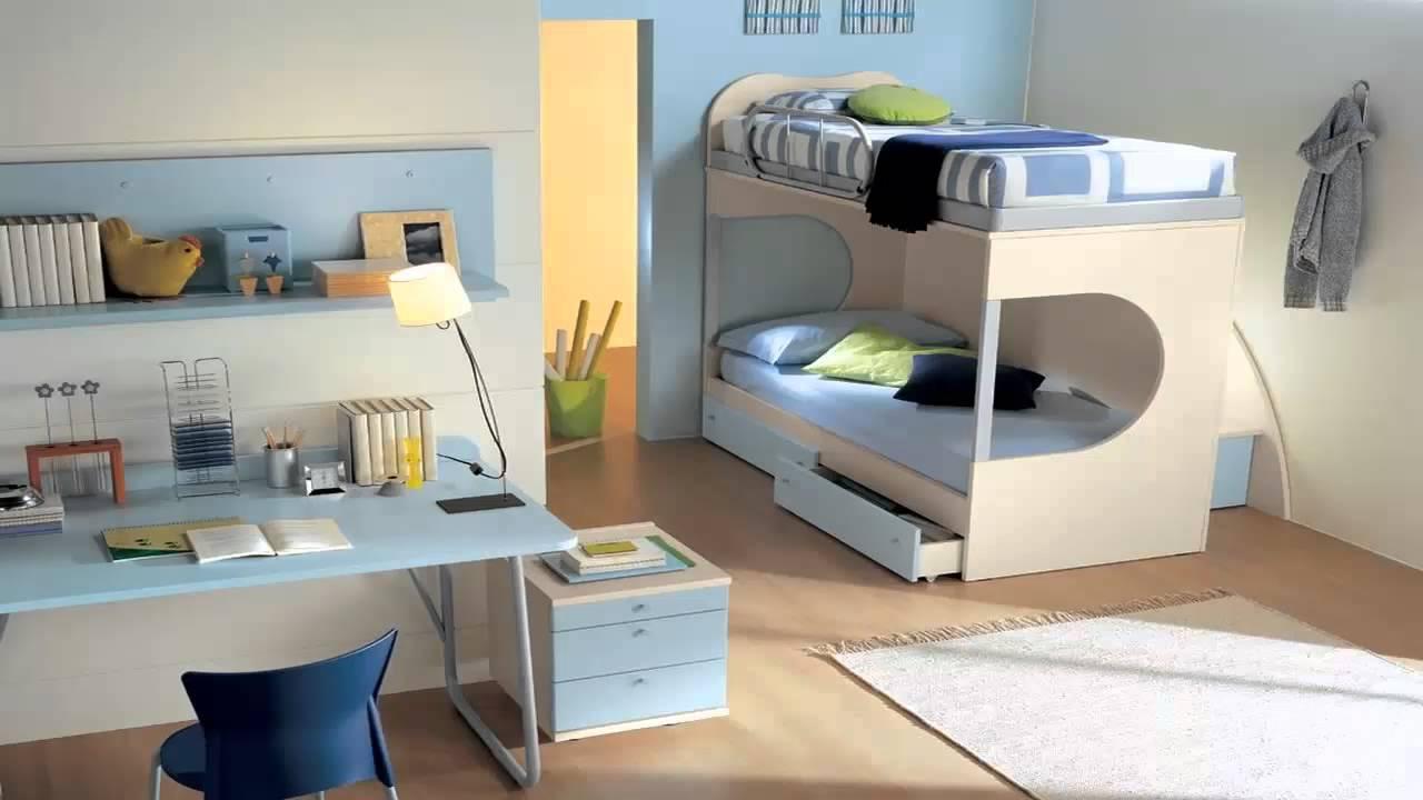 غرف نوم اطفال مزدوجة       YouTube