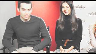 Repeat youtube video Dylan O'Brien & Victoria Justice - THE FIRST TIME - dave x jane || hypnotic