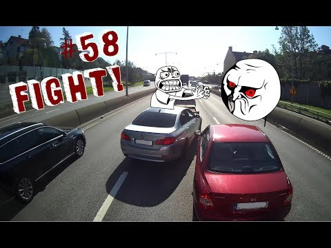 Trucker Dashcam #58 Crazy bus, angry BMW and happy Pikachu :)