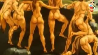 Галатея, Акид и Полифем  Мифология  Эротический мульт