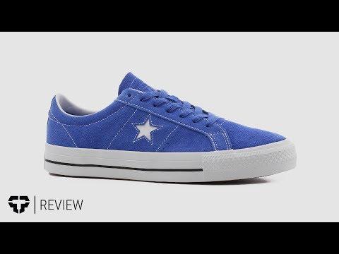 Converse Cons One Star Pro Skate Shoes Review- Tactics.com – Tactics  Boardshop 229ff7c82