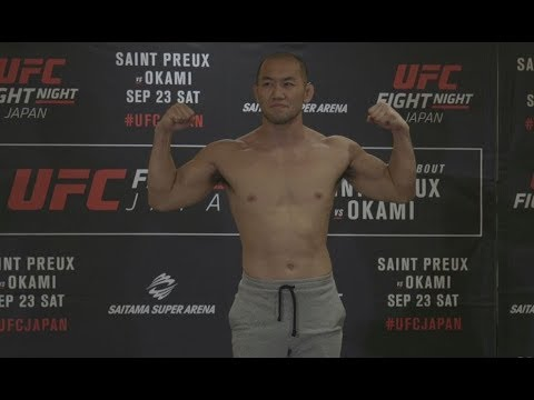 Fight Night Japan: Official Weigh-in