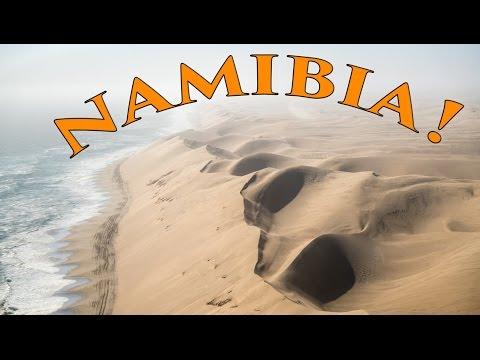 Namibia!