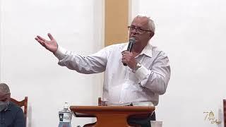 Permanecer em Jesus (Jo 15.1-11) | Rev. Eloy H. Frossard [1IPJF]