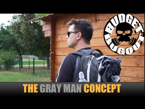THE GRAY MAN CONCEPT - Invisible in Plain Sight