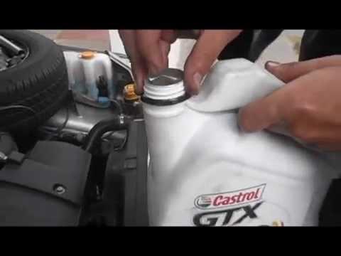 Aceite de motor - 2 5