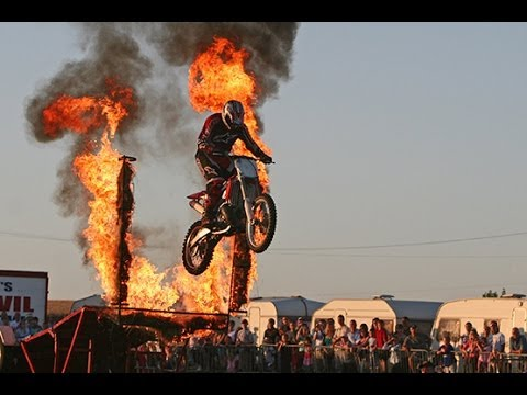 Greatest Daredevil Stunts of All Time (INCREDIBLE ACTION DOCUMENTARY)