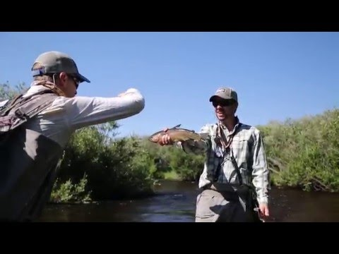 North Park Anglers Fly Fishing Video