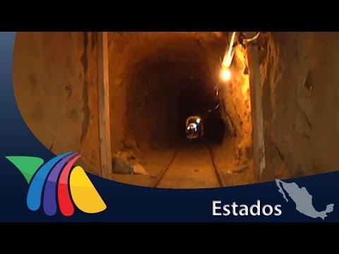 Descubren otro narcotúnel en Tijuana | Noticias de Baja California