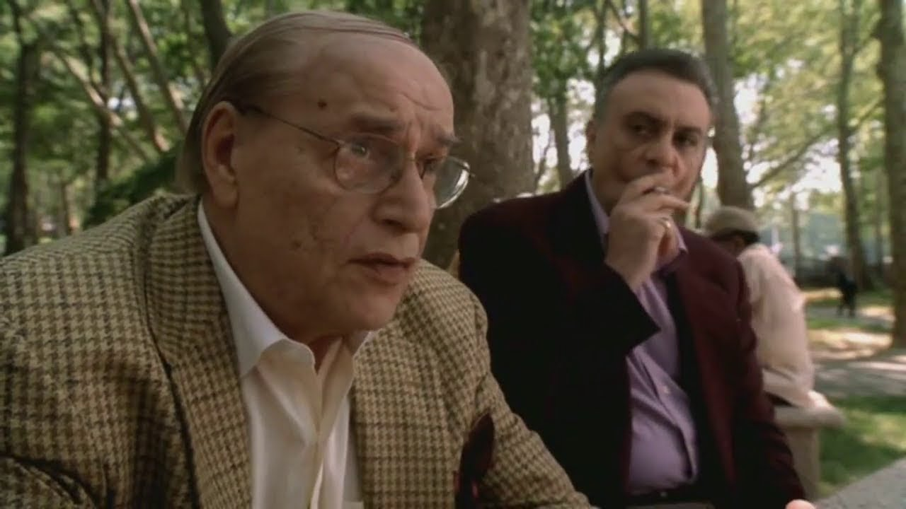 Carmine Lupertazzi Offers To Negotiate - The Sopranos HD ...