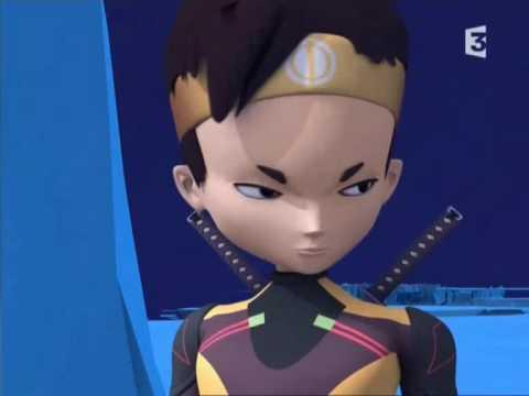 Code Lyoko Sings Pokemon Johto