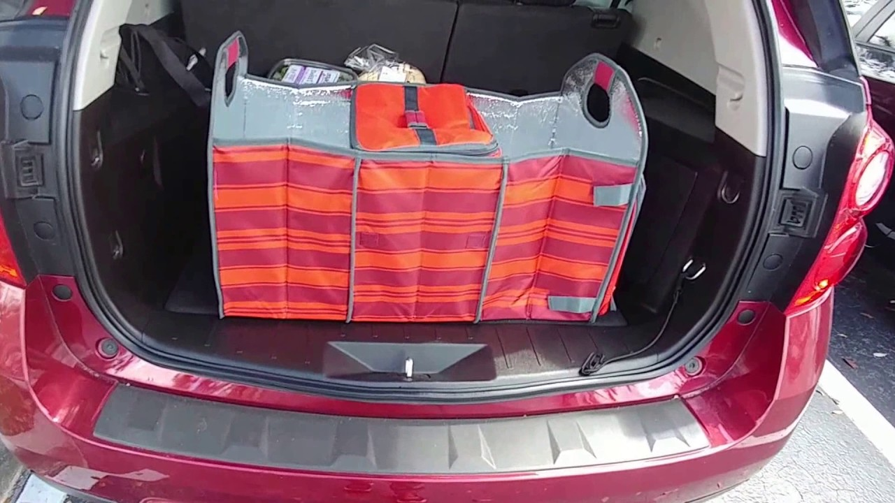Review Of My Arctic Zone Trunk Organizer And Cooler