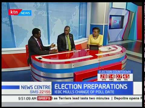 News Centre discussion: Election Preparations Part 1 (18/09/2017)