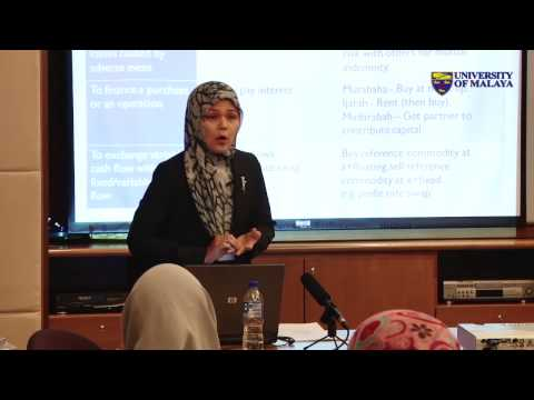 Essential knowledge on Financial Reporting of Islamic financial institution aligned to MFRS