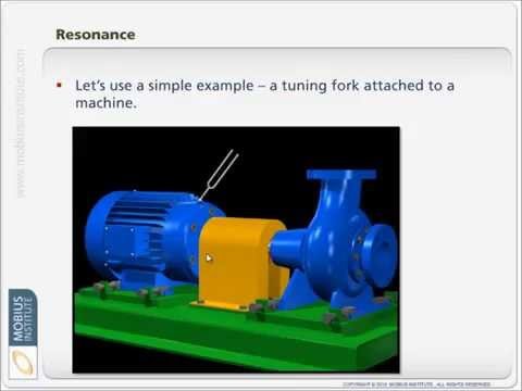 Vibration Analysis Know-How: Understanding Resonance
