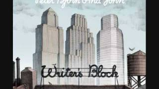 up against the wall   peter bjorn and john
