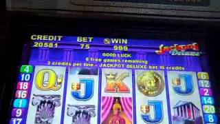 Jackpot Deluxe -- Video 4 of 4 -- at the Sierra Grand in Reno