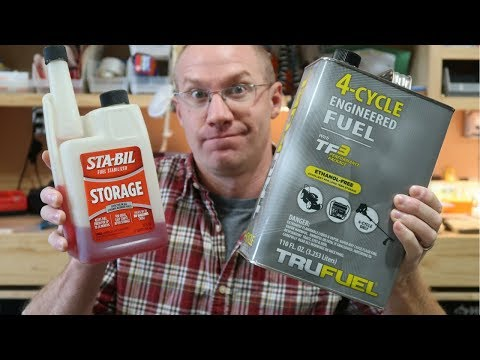 Stabil Vs. TruFuel - Watch This Before You Winterize!
