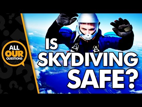 Is Skydiving Safe | Skydiving Accident Statistics